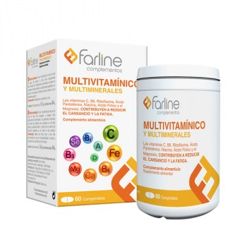 FARLINE MULTIVITAMINICO