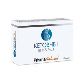 Prisma Natural Ketobhb + 60 Caps