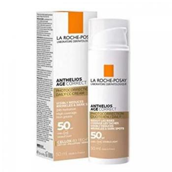 ANTHELIOS AGE CORRECT SPF 50 CON COLOR. 50 ML