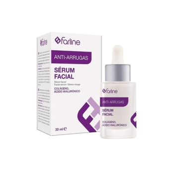 FARLINE SERUM FACIAL COLAGENO + ACIDO HIALURÓNICO 30 ML