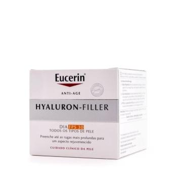 EUCERIN HYALURON-FILLER CREMA DE DIA +30 SPF 40ML