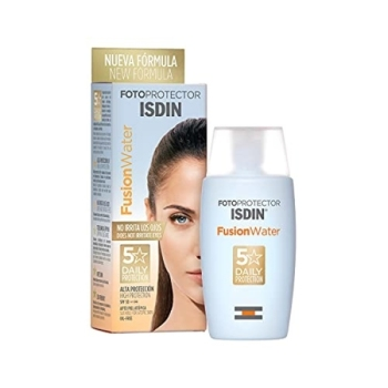 FOTOPROTECTOR ISDIN FUSION WATER SPF-50+  50 ML